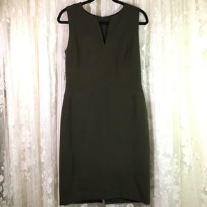 Ann Taylor Sleeveless A-Line Dress